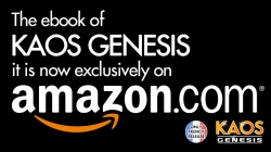 Picture of the article  'EXCLUSIVE ! The digital release of KAOS GENESIS is early !'